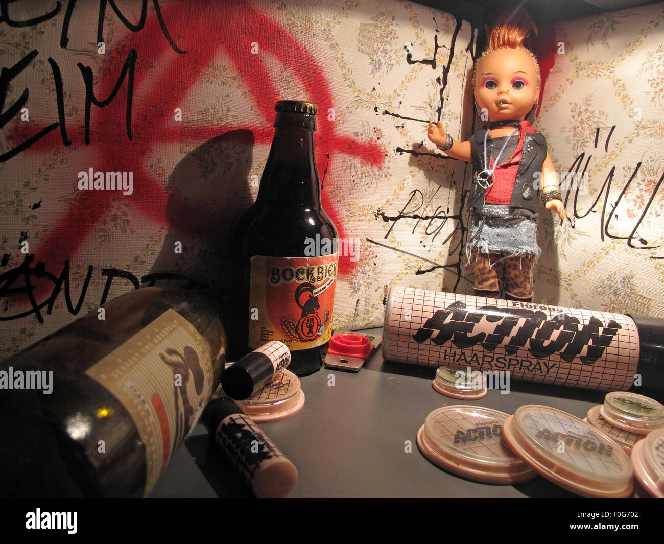 makeup,Germany,democratic,republic,Berlin,beer,graffiti doll,graffiti,doll,hairspray,Action,DDR,hairspray,makeup,Germany,ale,museum,scary,spooky,toy,toys,1970,1970s,punk,GoTonySmith,Buy Pictures of,Buy Images Of