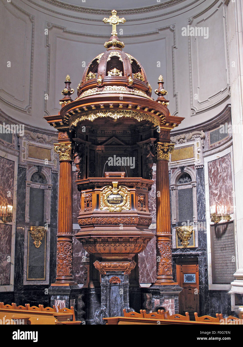Ornate,wood,wooden,gold,pulpit,crucifix,history,historic,in,the,inside,interior,marble,Berlin Cathedral,Berliner Dom,built,building,in,1905,by,King Frederick,William IV,protestant,architecture,baroque,basilica,berlin,berliner,capital,cathedral,church,city,cross,dom,dome,europe,european,GoTonySmith,evangelical,facade,german,germany,gold,interior,island,lutheran,mitte,museum,ornate,pulpit,religion,religious,spree,tourism,travel,Colln,Cölln,western,marbled,Luther,Luthur,Evangelical,Church,Supreme,Parish,Collegiate,Deutsche,Deutschland,Buy Pictures of,Buy Images Of