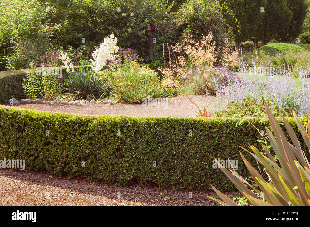 Elsham Hall Gardens and Country Park. Elsham, North Lincolnshire, UK ...