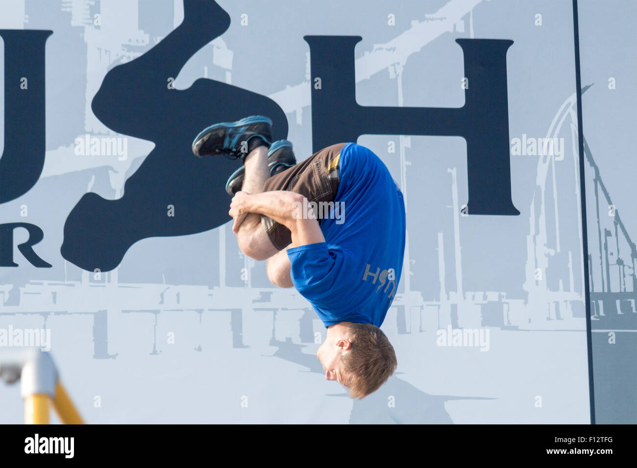 the-acrobatic-team-rush-parkour-performs-at-the-canadian-national-F12TFG.jpg