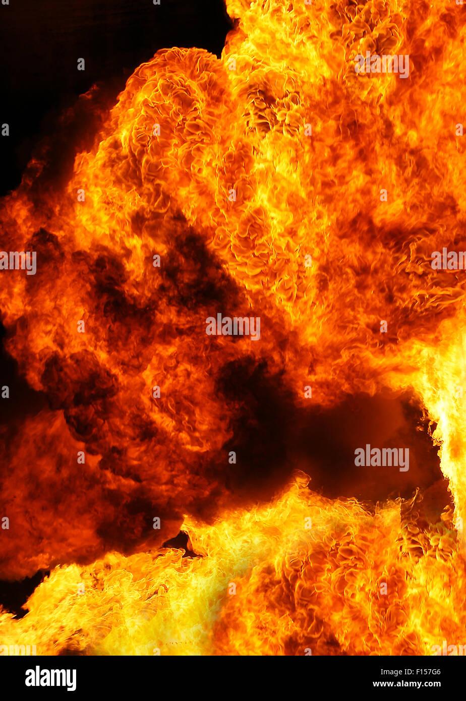 explosion, terrorist attack, IED - Stock Image