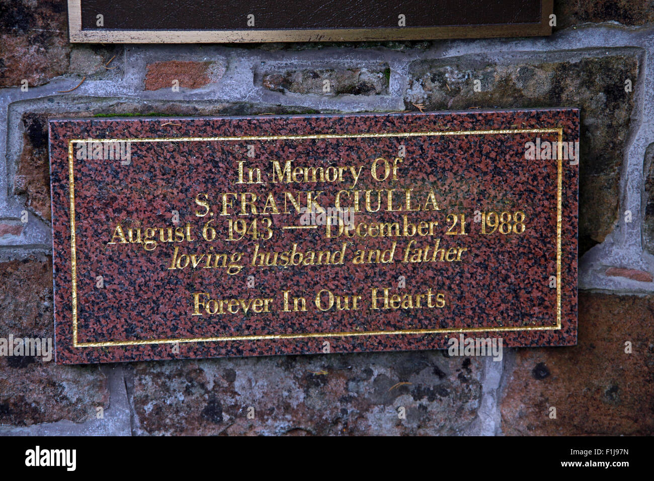 Frank Ciulla,Scotland,Lodge,Visitors,Centre,DLVC,Trust,Lockerbie,Memorial,Remembrance,Scotland,Victims,Pan,Am,PanAm,flight,103,bomb,bombing,terrorist,December,1988,attack,crash,dead,site,21/12/1988,270,victims,Scottish,Town,conspiracy,blast,Tundergarth,Room,garden,of,Dryfesdale,Cemetery,New York,GoTonySmith,Lodge,Visitors,Centre,DLVC,Trust,Lockerbie,Memorial,Scotland,Victims,Pan,Am,PanAm,flight,103,bomb,bombing,terrorist,December,1988,attack,crash,dead,site,21/12/1988,270,victims,Scottish,Town,conspiracy,blast,Tundergarth,Room,garden,of,Dryfesdale,Cemetery,news,Cultural,understanding,remembering,innocent,transatlantic,Frankfurt,Detroit,Libyan,Libya,Colonel Muammar Gaddafi,civil,case,compensation,terrorism,PA103,30,30years,years,Syracuse,University,SU,family,collections,Story,Archive,Archives,40,35,Timeline,saga,disaster,air,Scholars,program,programs,remembrance,Clipper Maid of the Seas,N739PA,Boeing,727,plane,aircraft,Scotland,UK,United Kingdom,GB,Great Britain,resting,place,Buy Pictures of,Buy Images Of,New York,al megrahi,30 Years
