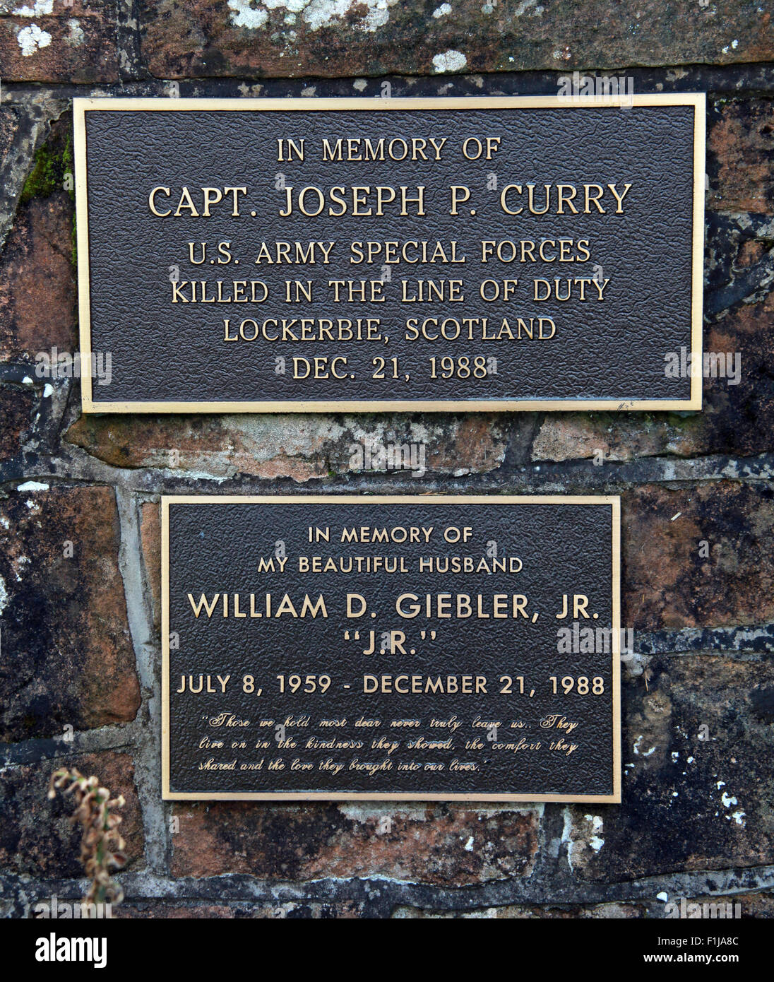 Joseph,P.,Curry,US,Army,Special,Forces,William,D.,Giebler,JR,Lodge,Visitors,Centre,DLVC,Trust,Lockerbie,Memorial,Remembrance,Scotland,Victims,Pan,Am,PanAm,flight,103,bomb,bombing,terrorist,December,1988,attack,crash,dead,site,21/12/1988,270,victims,Scottish,Town,conspiracy,blast,New York,GoTonySmith,Lodge,Visitors,Centre,DLVC,Trust,Lockerbie,Memorial,Scotland,Victims,Pan,Am,PanAm,flight,103,bomb,bombing,terrorist,December,1988,attack,crash,dead,site,21/12/1988,270,victims,Scottish,Town,conspiracy,blast,Tundergarth,Room,garden,of,Dryfesdale,Cemetery,news,Cultural,understanding,remembering,innocent,transatlantic,Frankfurt,Detroit,Libyan,Libya,Colonel Muammar Gaddafi,civil,case,compensation,terrorism,PA103,30,30years,years,Syracuse,University,SU,family,collections,Story,Archive,Archives,40,35,Timeline,saga,disaster,air,Scholars,program,programs,remembrance,Clipper Maid of the Seas,N739PA,Boeing,727,plane,aircraft,Scotland,UK,United Kingdom,GB,Great Britain,resting,place,Buy Pictures of,Buy Images Of,New York,al megrahi,30 Years
