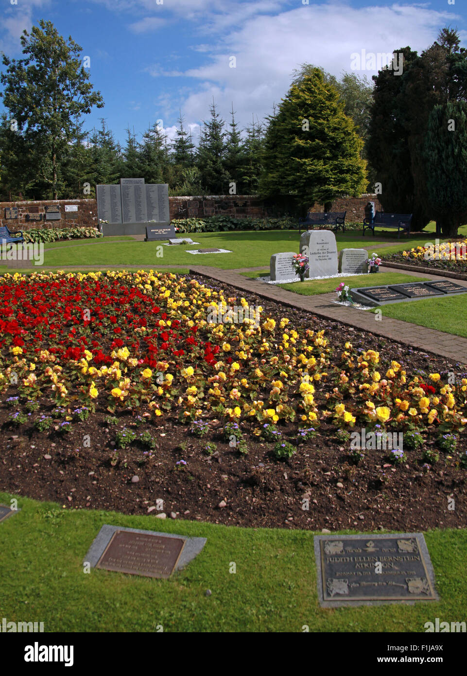 side View,summer in Scotland,Lodge,Visitors,Centre,DLVC,Trust,Lockerbie,Memorial,Remembrance,Scotland,Victims,Pan,Am,PanAm,flight,103,bomb,bombing,terrorist,December,1988,attack,crash,dead,site,21/12/1988,270,victims,Scottish,Town,conspiracy,blast,Tundergarth,Room,garden,of,Dryfesdale,C,New York,GoTonySmith,Lodge,Visitors,Centre,DLVC,Trust,Lockerbie,Memorial,Scotland,Victims,Pan,Am,PanAm,flight,103,bomb,bombing,terrorist,December,1988,attack,crash,dead,site,21/12/1988,270,victims,Scottish,Town,conspiracy,blast,Tundergarth,Room,garden,of,Dryfesdale,Cemetery,news,Cultural,understanding,remembering,innocent,transatlantic,Frankfurt,Detroit,Libyan,Libya,Colonel Muammar Gaddafi,civil,case,compensation,terrorism,PA103,30,30years,years,Syracuse,University,SU,family,collections,Story,Archive,Archives,40,35,Timeline,saga,disaster,air,Scholars,program,programs,remembrance,Clipper Maid of the Seas,N739PA,Boeing,727,plane,aircraft,Scotland,UK,United Kingdom,GB,Great Britain,resting,place,Buy Pictures of,Buy Images Of,New York,al megrahi,30 Years