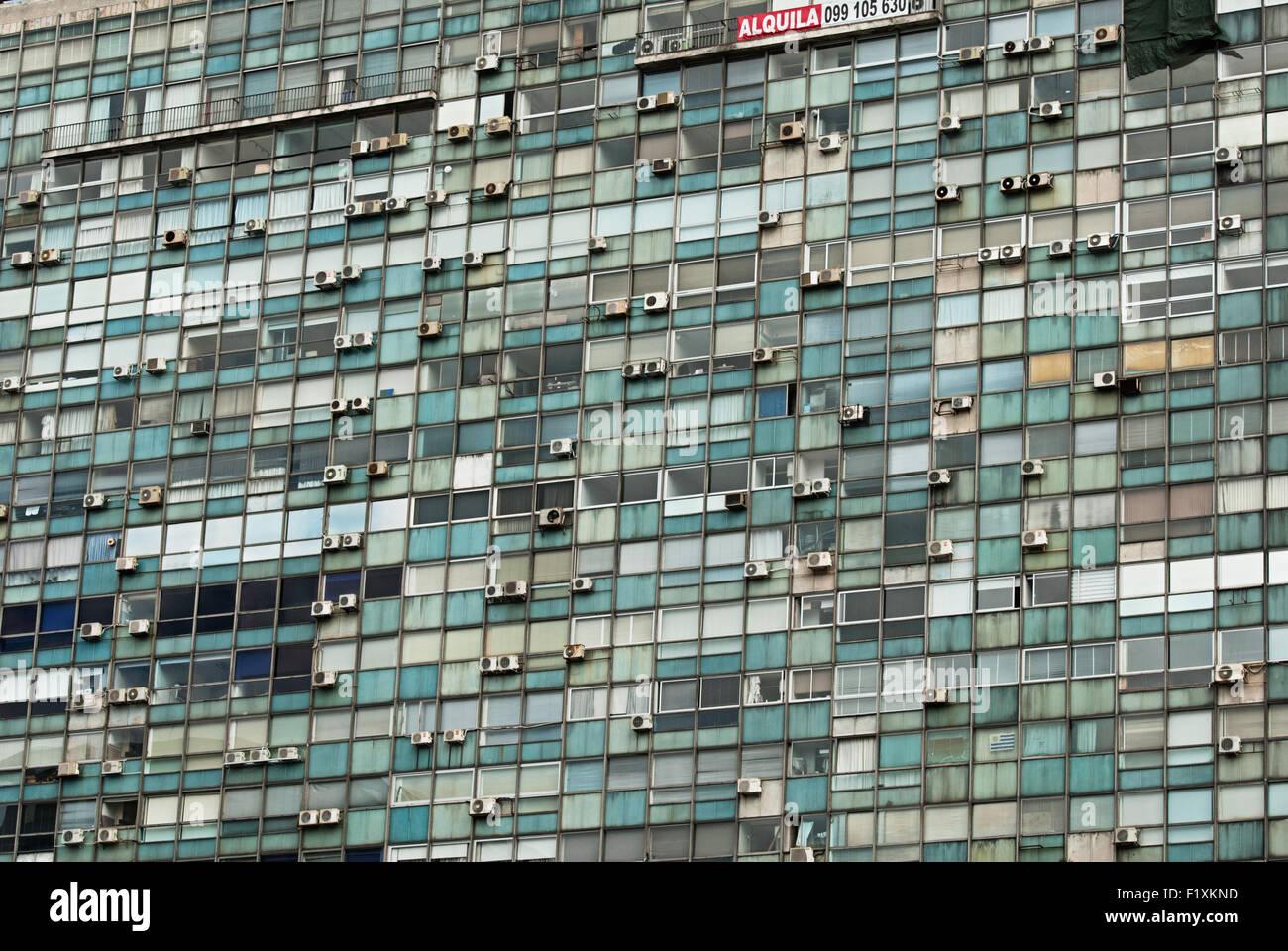 Montevideo, Uruguay, architecture - Stock Image