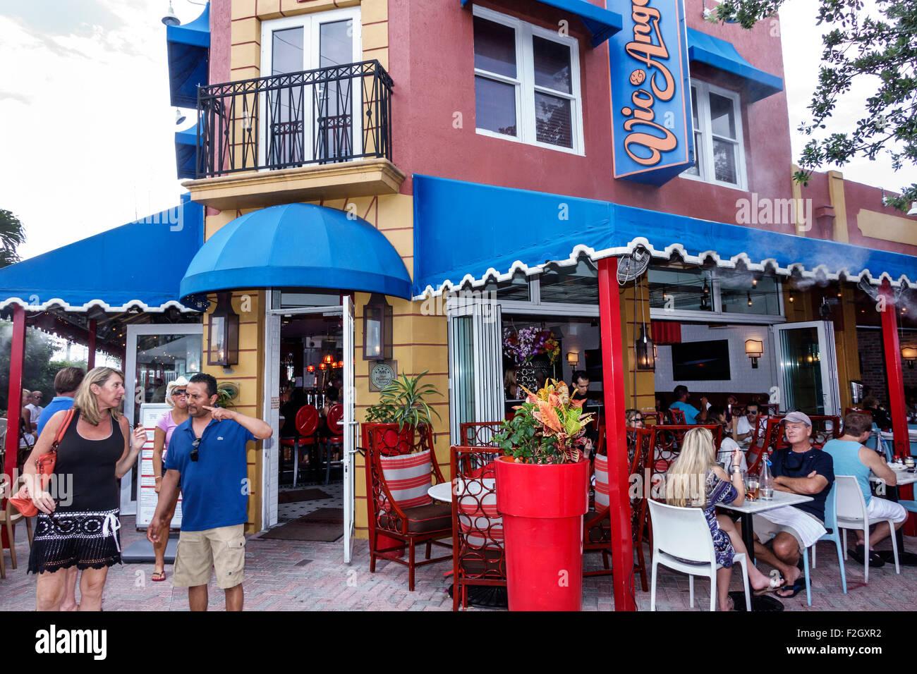 West Atlantic Avenue Delray Beach Florida  Usa