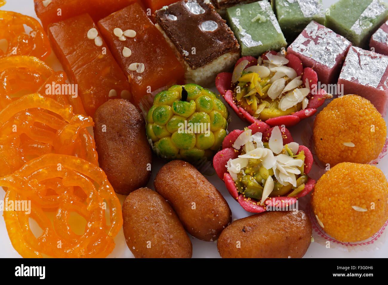 Indian sweet ; mithai ; India Stock Photo: 88247522 - Alamy