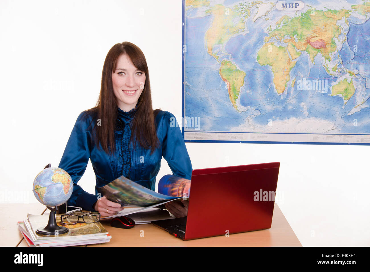 travel agency manager