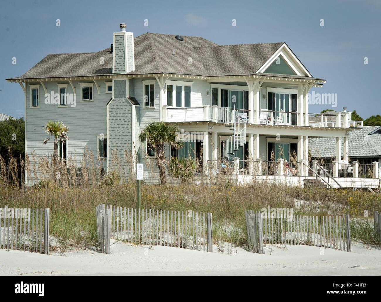 Remarkable Folly Beach South Carolina Usa 17Th Oct 2015 Multi Beutiful Home Inspiration Truamahrainfo