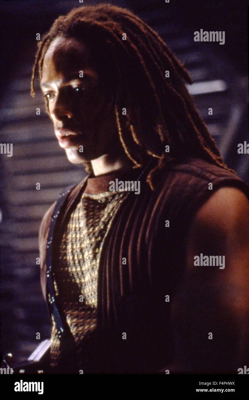 Gary Dourdan / Alien: Resurrection / 1997 directed by Jean-Pierre Jeunet [Twentieth Century Fox Film Corpo] - Stock Image