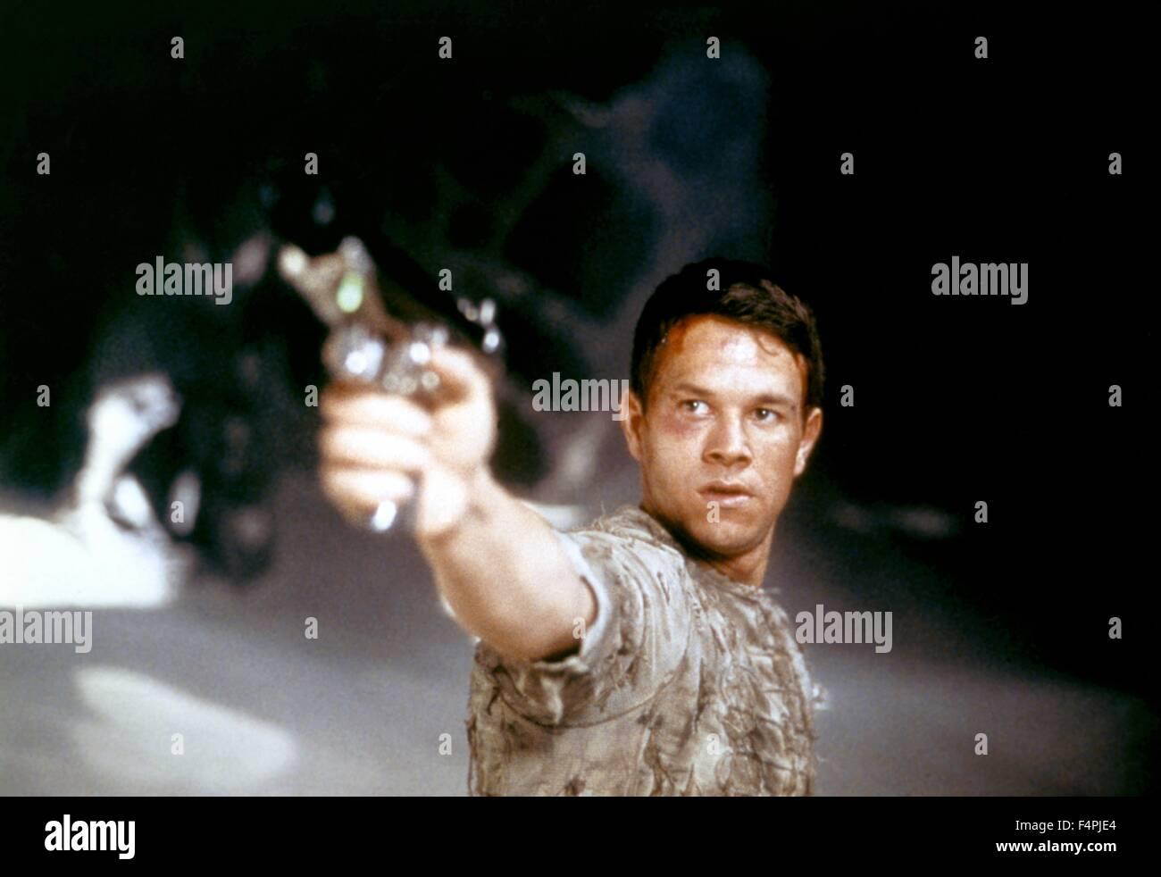 Mark Wahlberg / Planet of the Apes / 2001 directed by Tim Burton [Twentieth Century Fox Film Corpo] - Stock Image