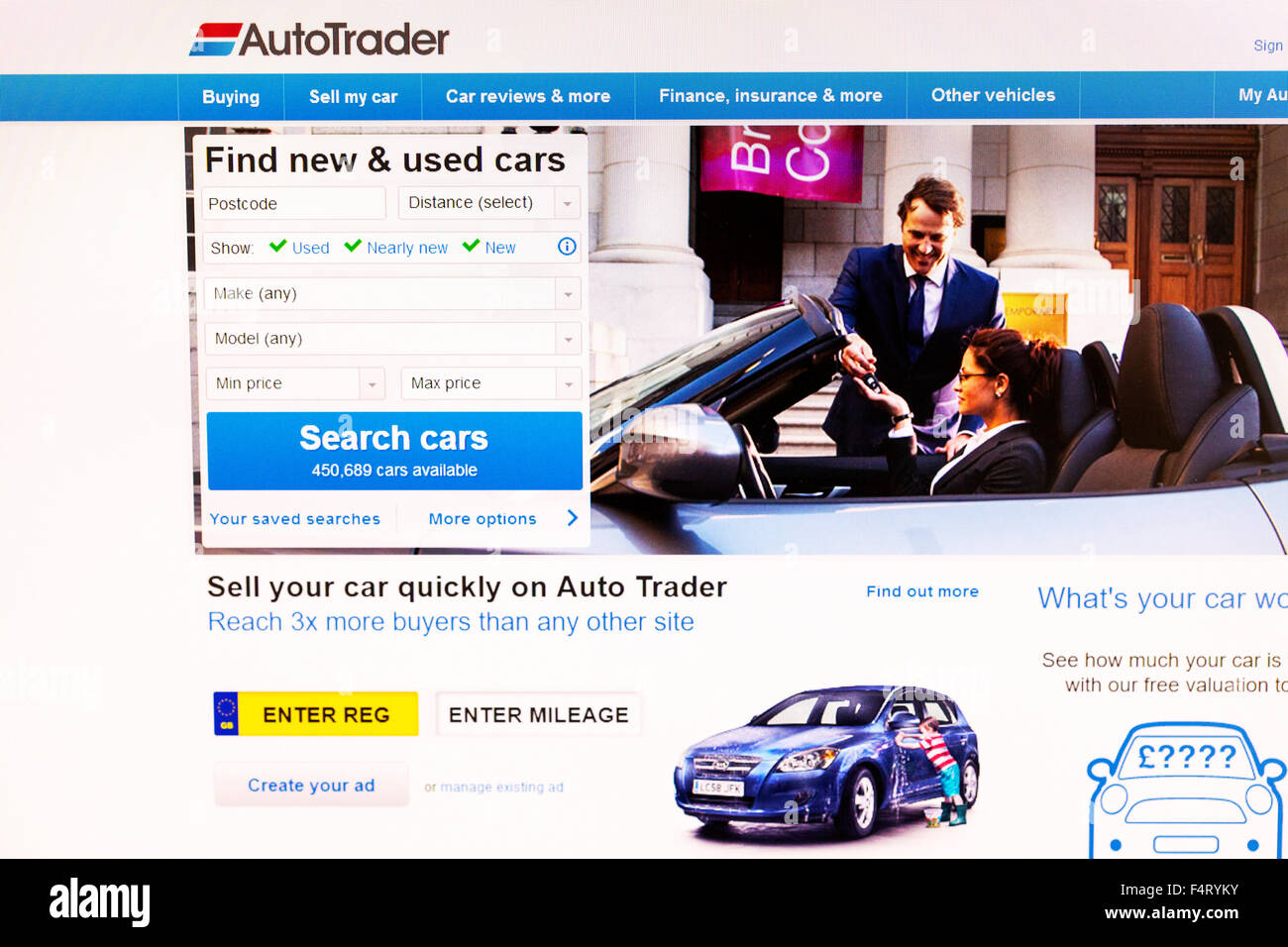 Wonderful Used Auto Trader Cars For Sale Images - Classic Cars Ideas ...