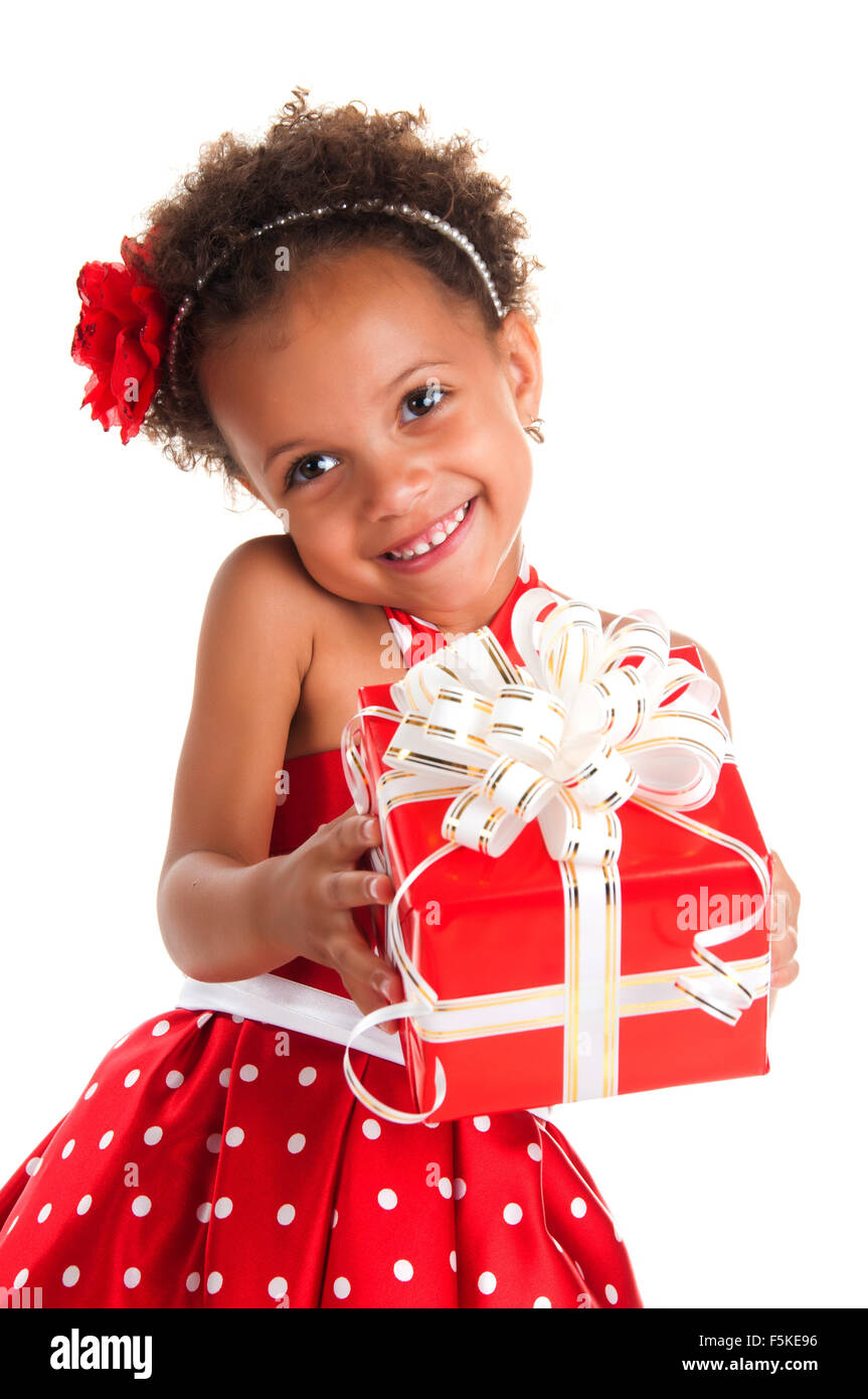 What to give a girl for the New Year