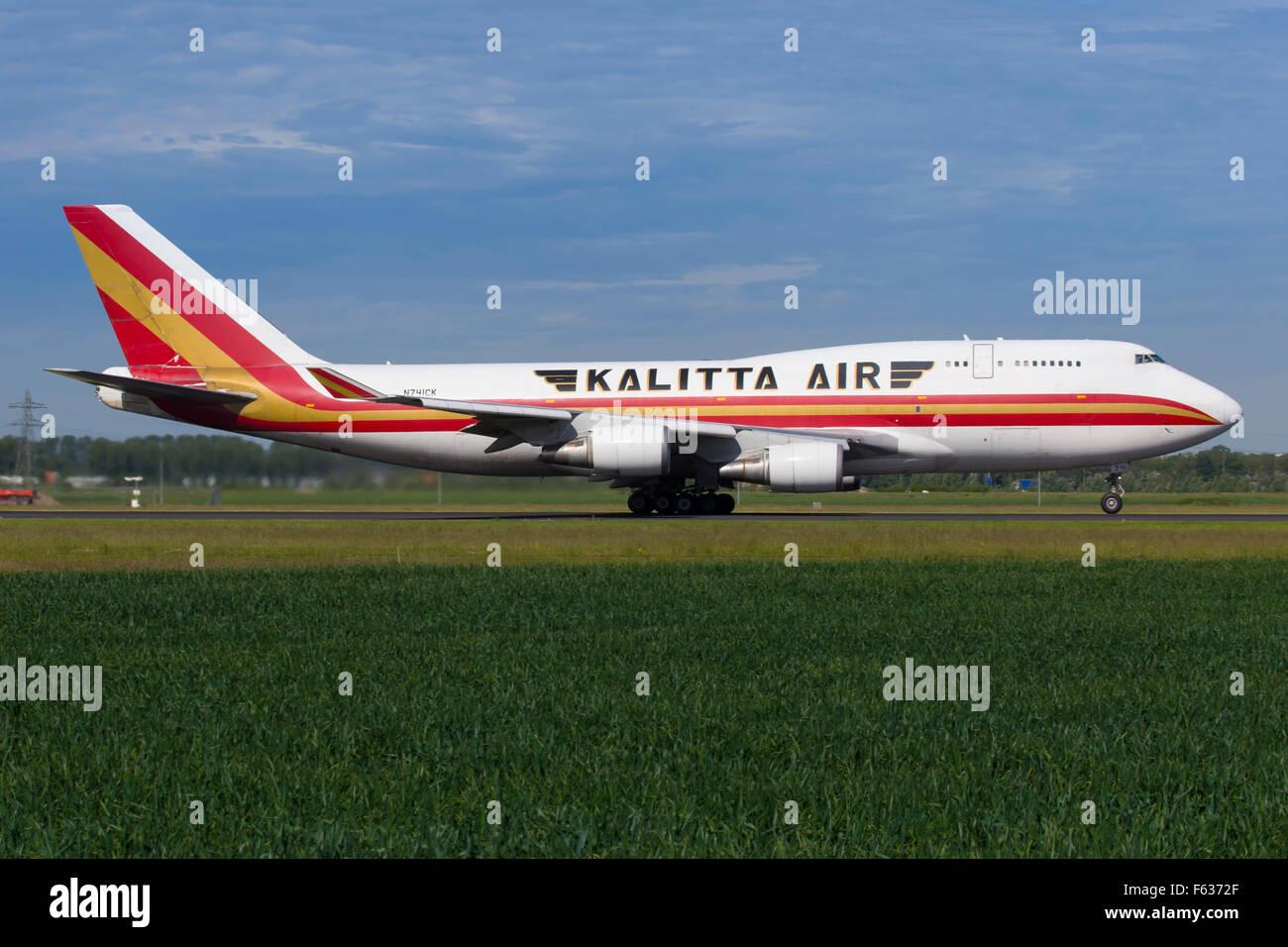 Kalitta Air Boeing 747 Freighter Cargo