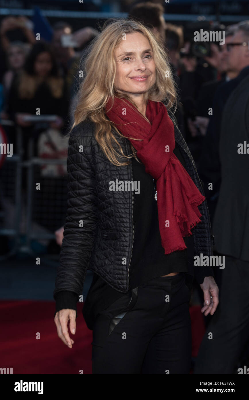 BFI LFF: High Rise festival Gala held at the Odeon Leicester Square - Arrivals.  Featuring: Mariam D'Abo Where: - Stock Image