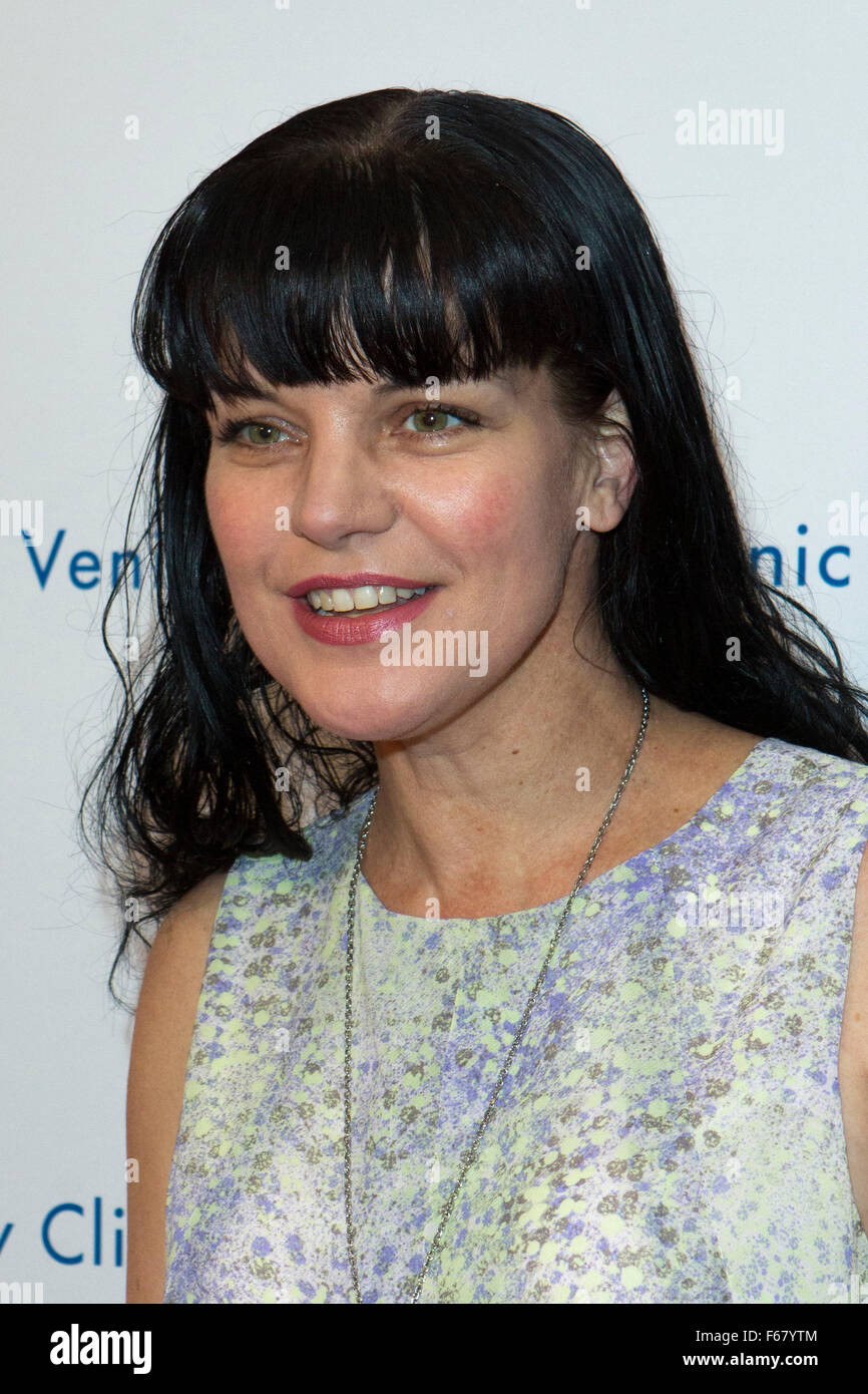 November 13 2015 Ncis Star Pauley Perrette Who Plays