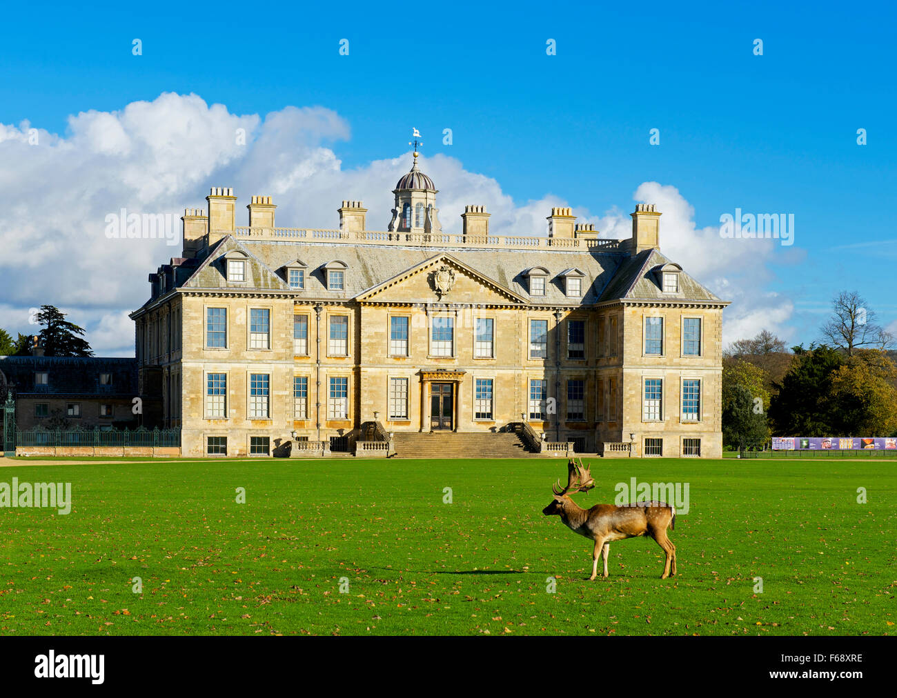 deer-grazing-in-front-of-belton-house-near-grantham-lincolnshire-england-F68XRE.jpg