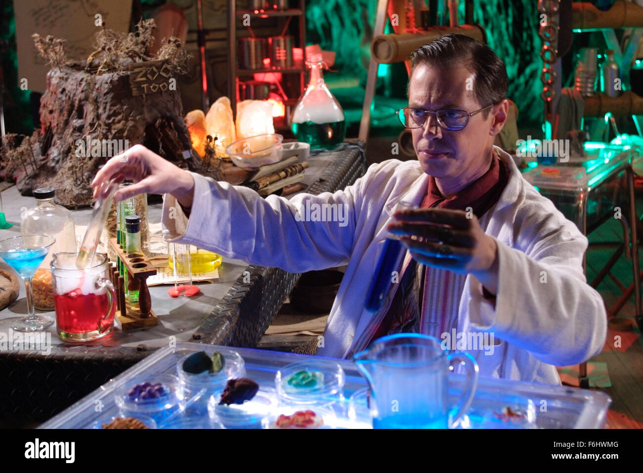 Jul 23, 2002; Hollywood, CA, USA; STEVE BUSCEMI stars in 'Spy Kids 2: The Island of Lost Dreams.'.  (Credit Image: Stock Photo