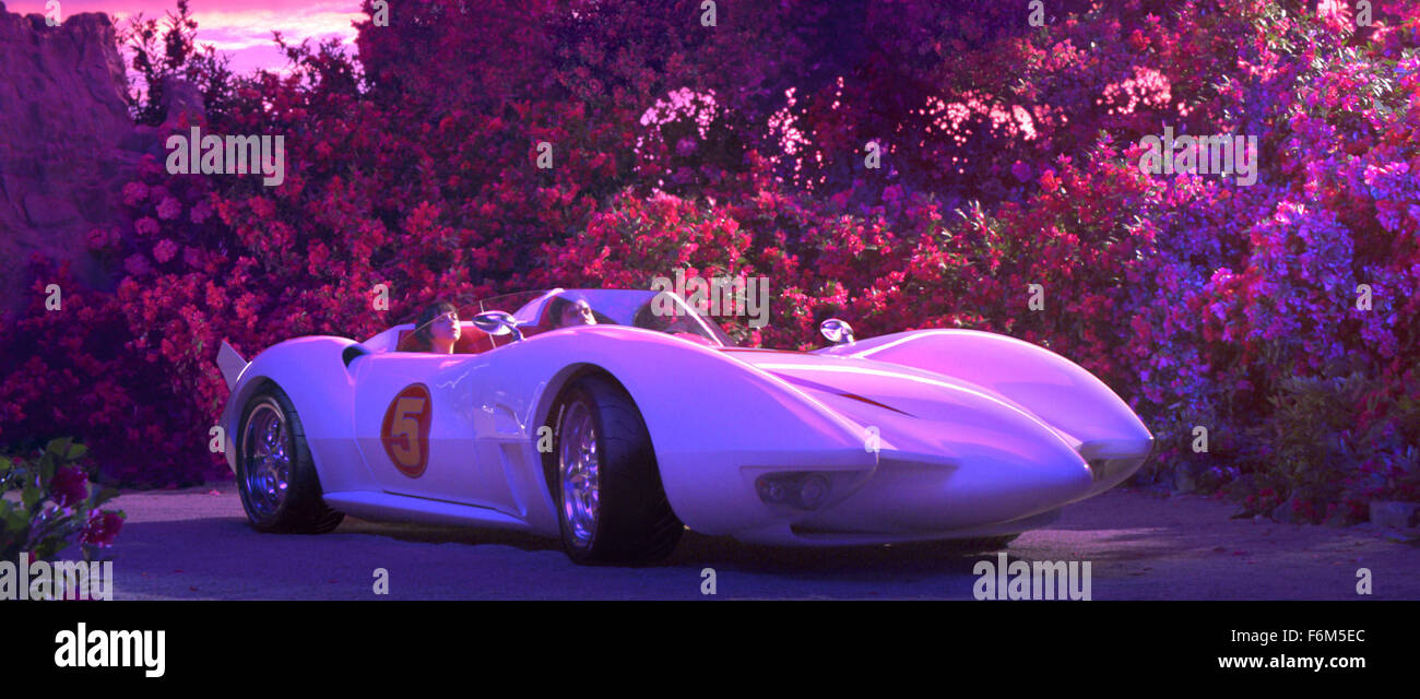 release date: may 03, 2008. movie title: speed racer. studio: silver