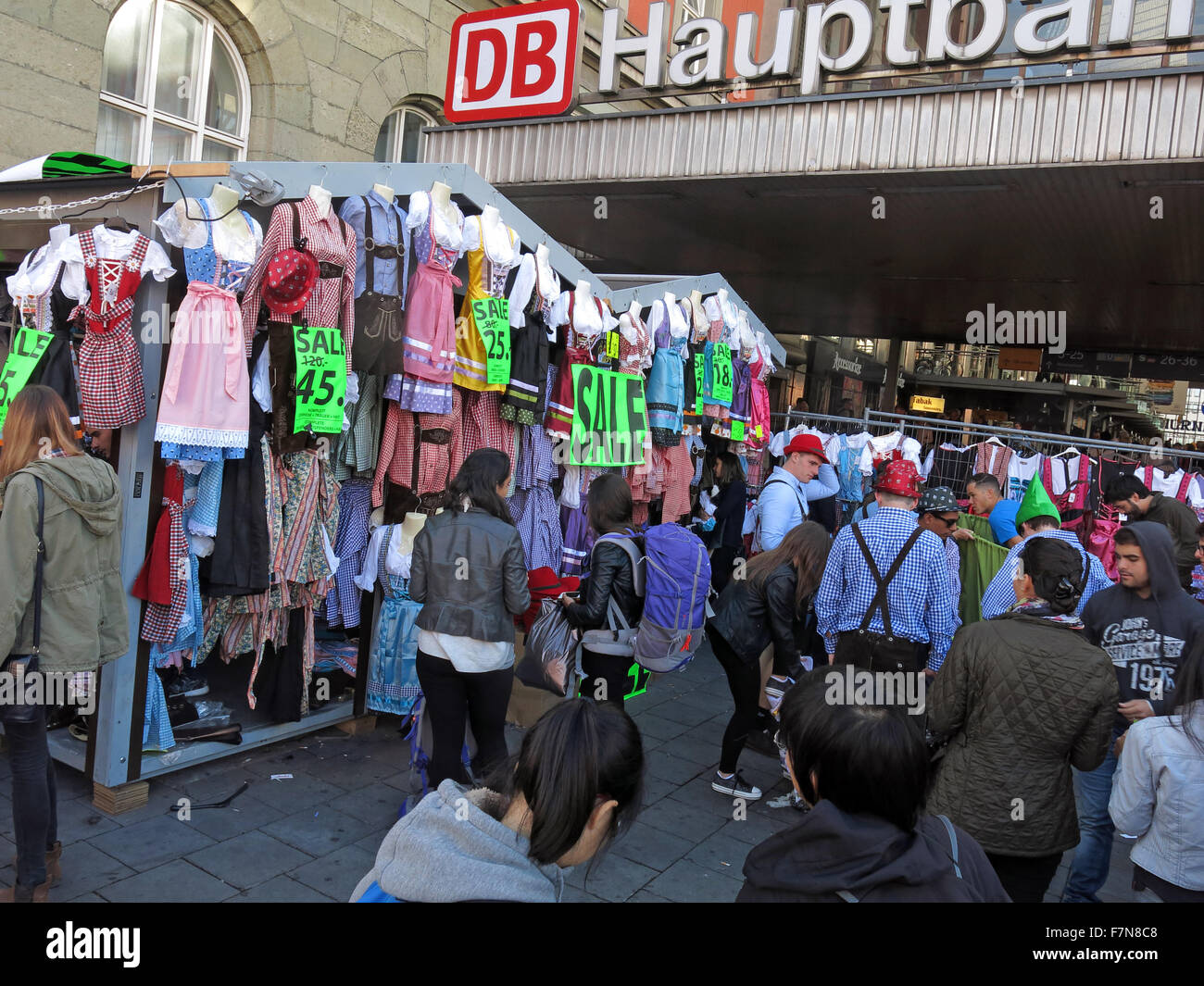 sale,prices,for,sale,reduced,Octoberfest,beer,bier,festival,railway,station,gear,Hbf,central,stall,market,price,prices,Bavarian,lederhosen,hat,tourist,tourists,Dirndl,leather,Bundhosen,Kniebundhosen,traditional,clothing,clothes,Alpine,dress,skirt,For Sale,GoTonySmith,Munich,Oktoberfest,in,Germany,Volksfest,beer,festival,and,travelling,funfair,Bavaria,event,Wiesn,fairgrounds,Octoberfest,October,Autumn,Theresienwiese,field,or,meadow,of,Therese,centre,beer,center,bier,roast,pork,chicken,building,buildings,Brezen,pretzels,Knödel,potato,bread,dumplings,Käsespätzle,Reiberdatschi,pancake,Sauerkraut,or,Rotkohl,Blaukraut,ale,Dirndl,Lederhosen,Sennerhut,tent,Buy Pictures of,Buy Images Of,Unity Day,Oktoberfest beer,Beer festival