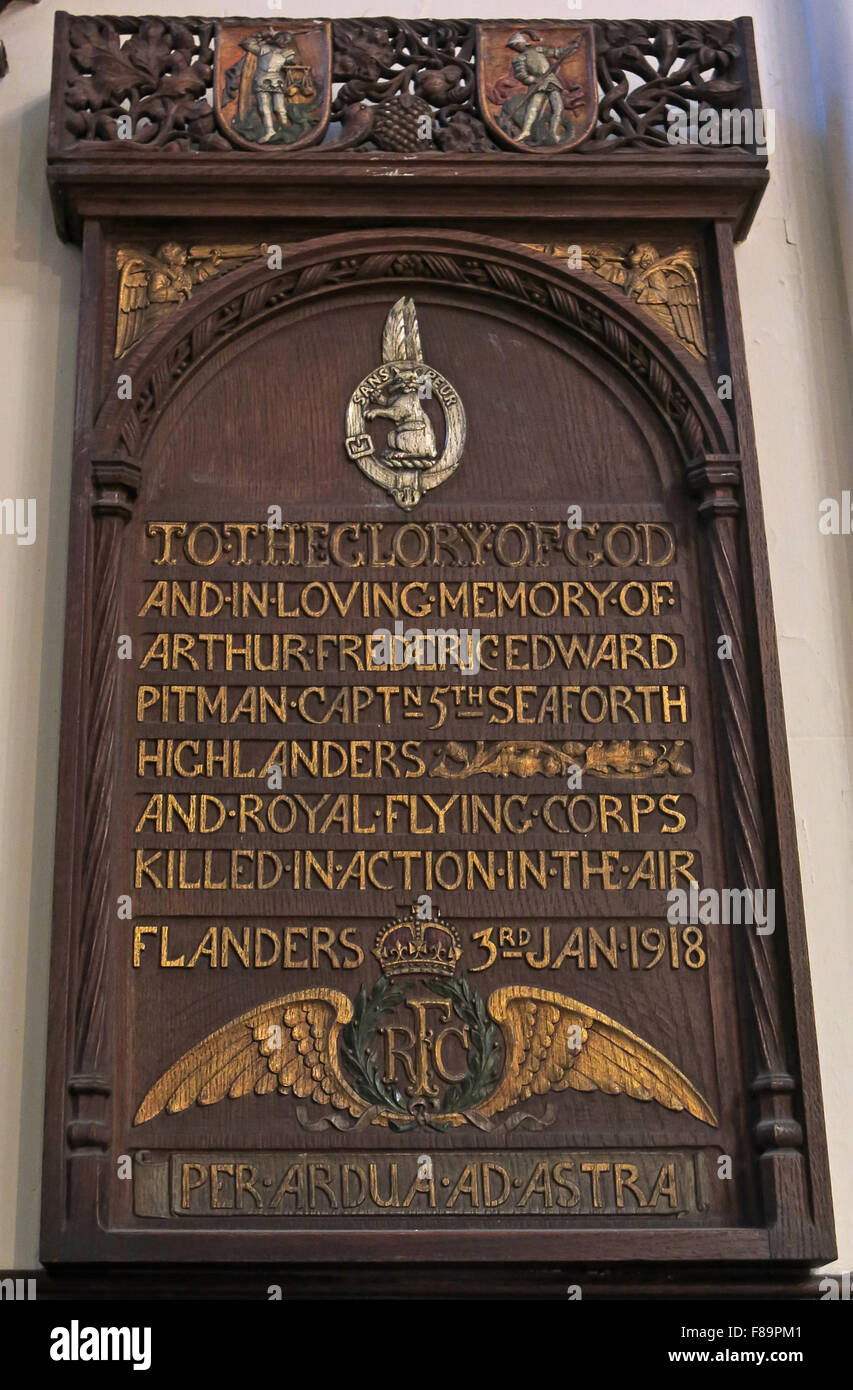 city,centre,army,Flanders,chapel,Arthur,Frederic,Edward,Pitman,memorial,in,st,saint,John,Johns,interior,inside,church,memorials,Edinburgh,Scotland,UK,capital,capt,captain,5th,Seaforth,Highlanders,and,Royal,Flying,Corps.,Killed,in,action,in,the,air,Flanders 3rd January,St John,GoTonySmith,research,history,historic,wood,wooden,Buy Pictures of,Buy Images Of,5th Seaforth Highlanders,Royal Flying Corps,Scotlands History,Scotlands History