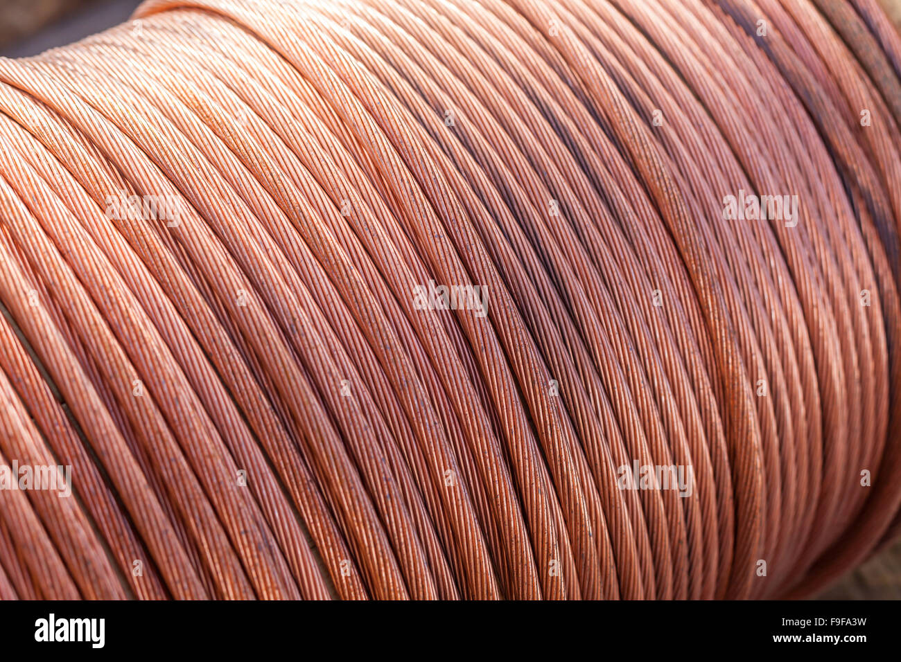 Spools Of Copper Electrical Wire Office Visio For Mac Mile 14gauge Galvanized Electric Fence Wire317774a The Home Depot Cable Stock Photos Images Alamy Large Horizontal Shot