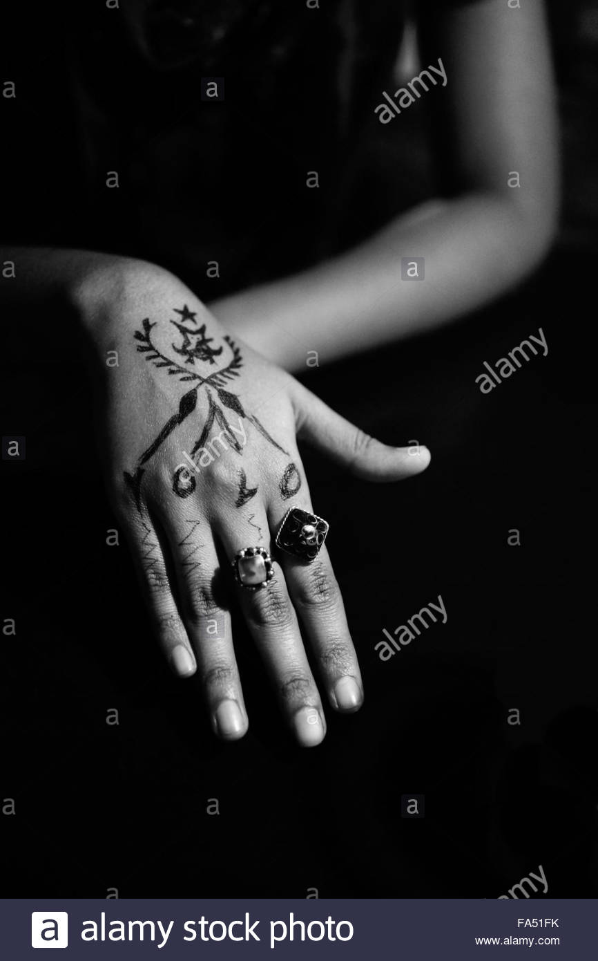 Yolo Ink Drawn Tattoo You Only Live Once Stock Photo 92309383 Alamy