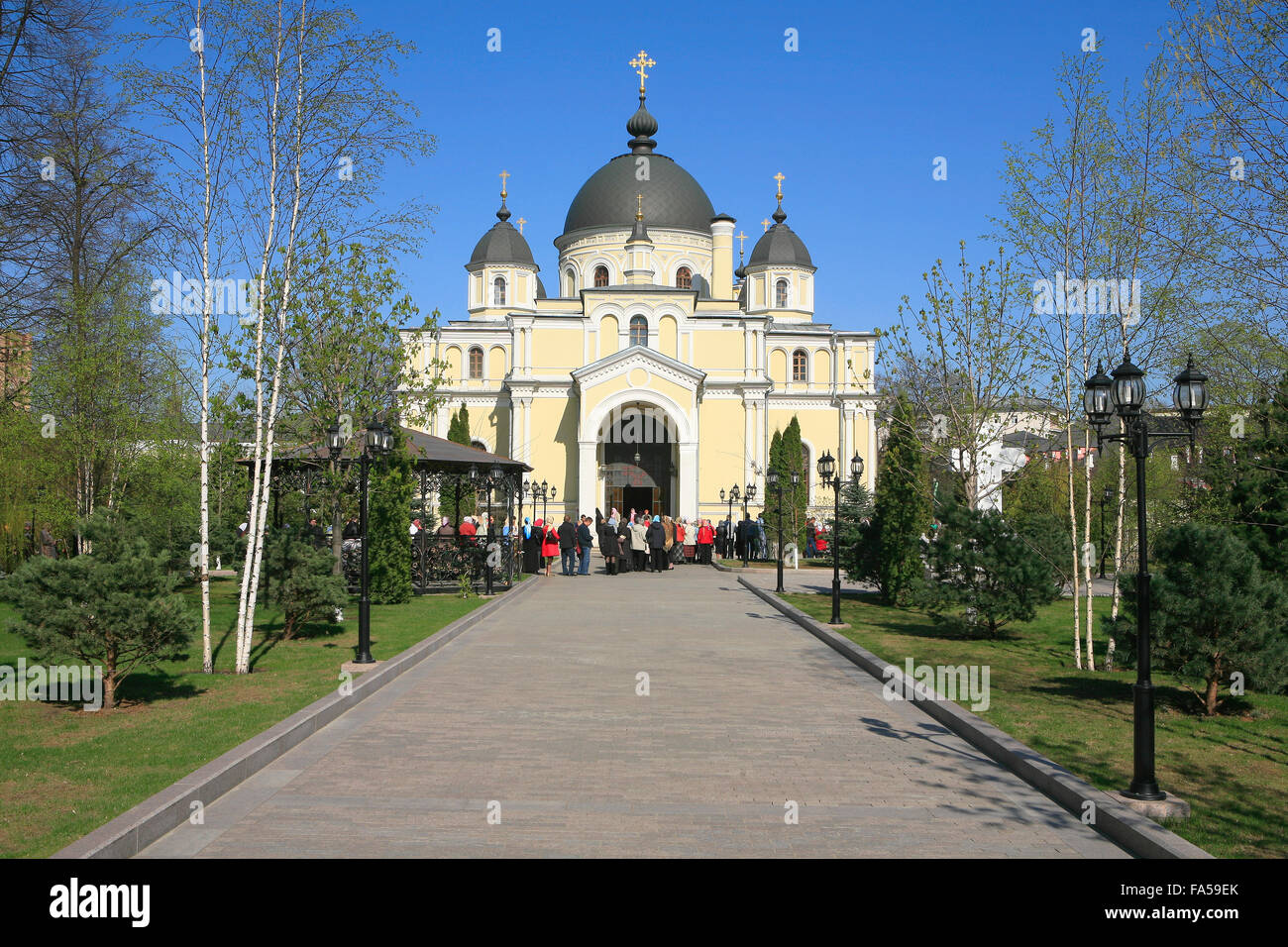 Pokrovsky Convent in Moscow 19