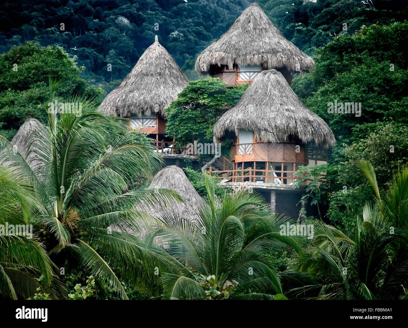 Tayrona National Park, Colombia - Stock Image