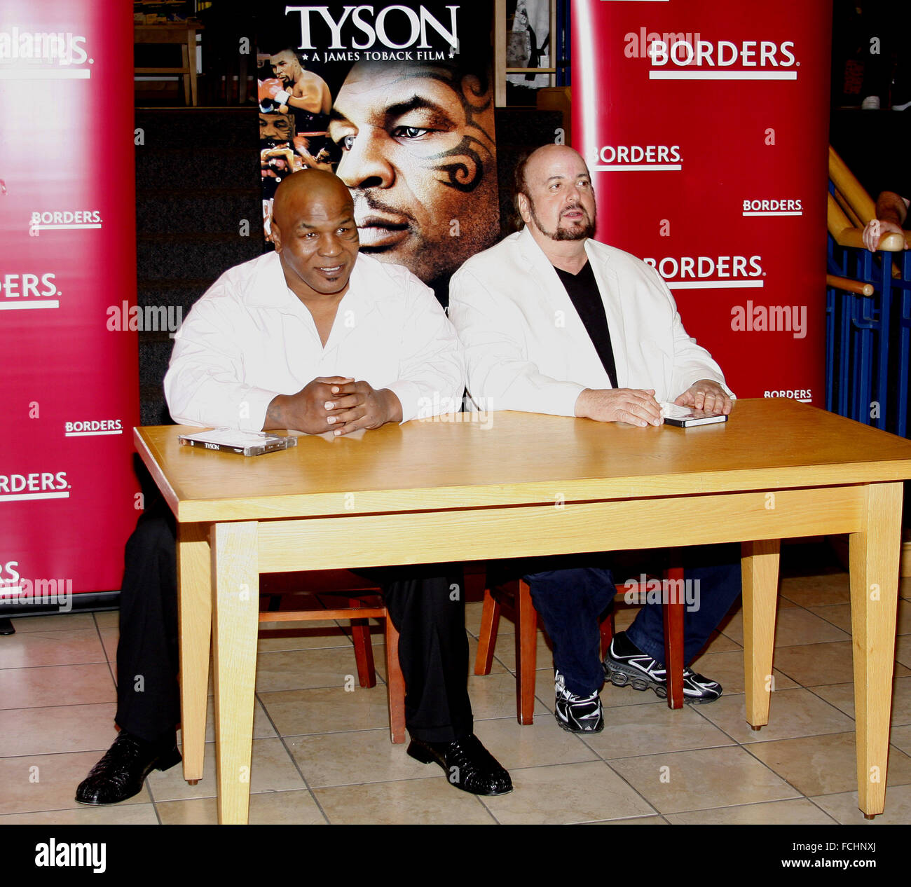 Mike tyson and james toback meet fans and signs copies of the blu mike tyson and james toback meet fans and signs copies of the blu ray and dvd tyson held at the borders in hollywood m4hsunfo