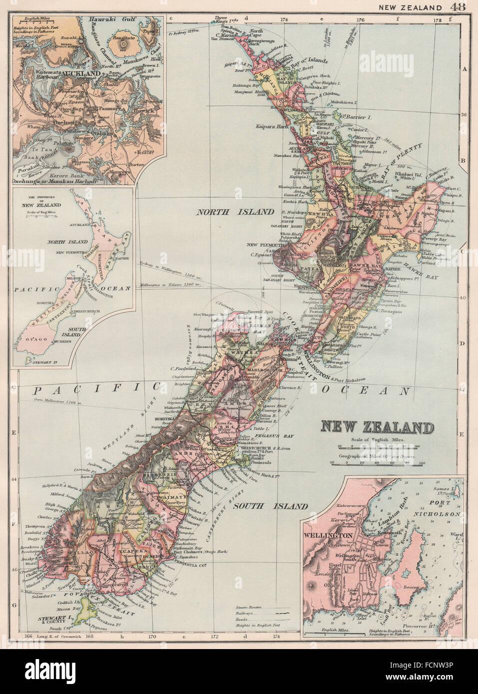 New Zealand Provinces Map.New Zealand Counties Wellington Auckland Nz Provinces Bacon