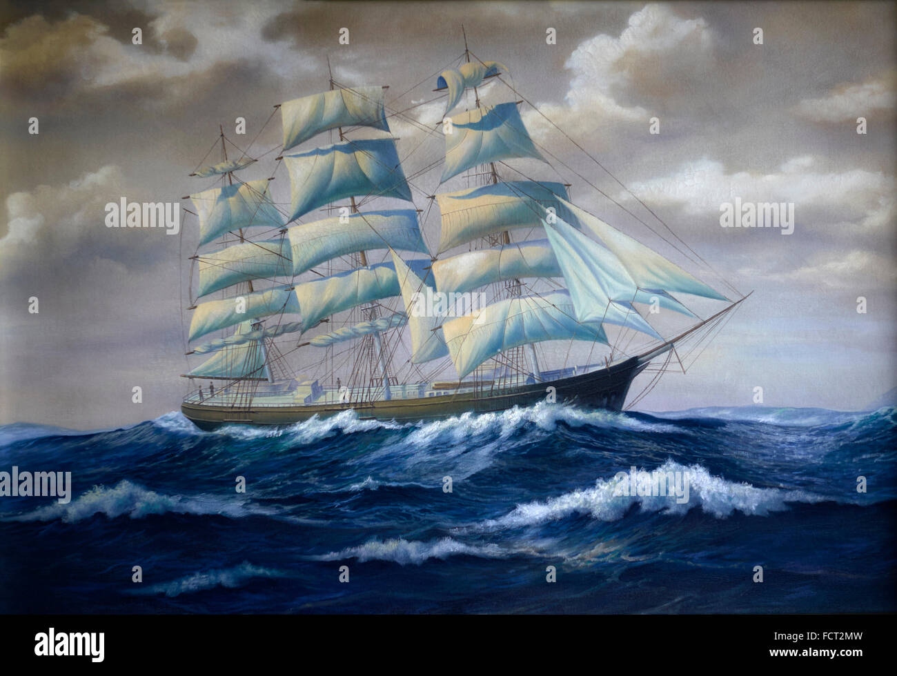 painting-of-a-tall-ship-in-full-sail-FCT