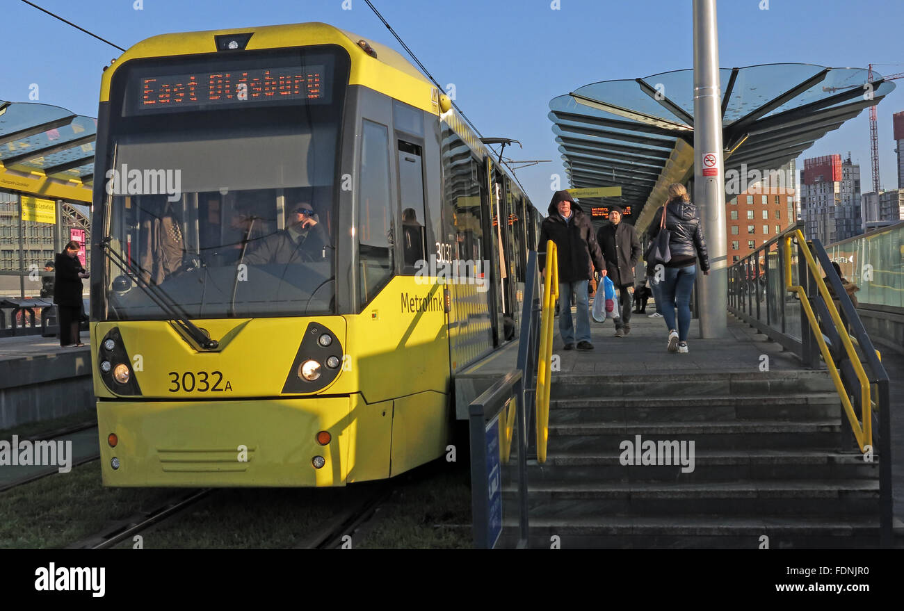 Yellow,electric,transport,transit,3032,3032a,Manchester,England,UK,GB,United,Kingdom,British,English,Trams,passenger,people,passengers,stop,stopping,stopped,start,starting,move,moving,off,light,rail,English trams,East Didsbury,Metrolink Tram,Light Rail,Bombardier Flexity,Swift M5000s,GoTonySmith,@HotpixUK,TfGM,for,Bombardier,Flexity,Swift,M5000s,M34LG,M3,4LG,Buy Pictures of,Buy Images Of,Images of,Stock Images,Transport for Greater Manchester,Greater Manchester,M3 4LG