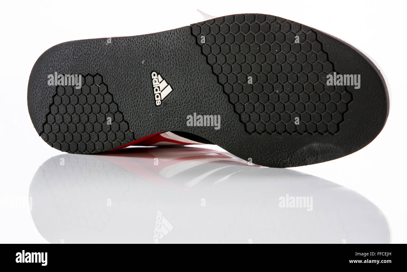 ef6fbd6f6b3 adidas-olympic-weightlifting-shoes -on-a-white-background-with-a-reflection-FFCEJH.jpg