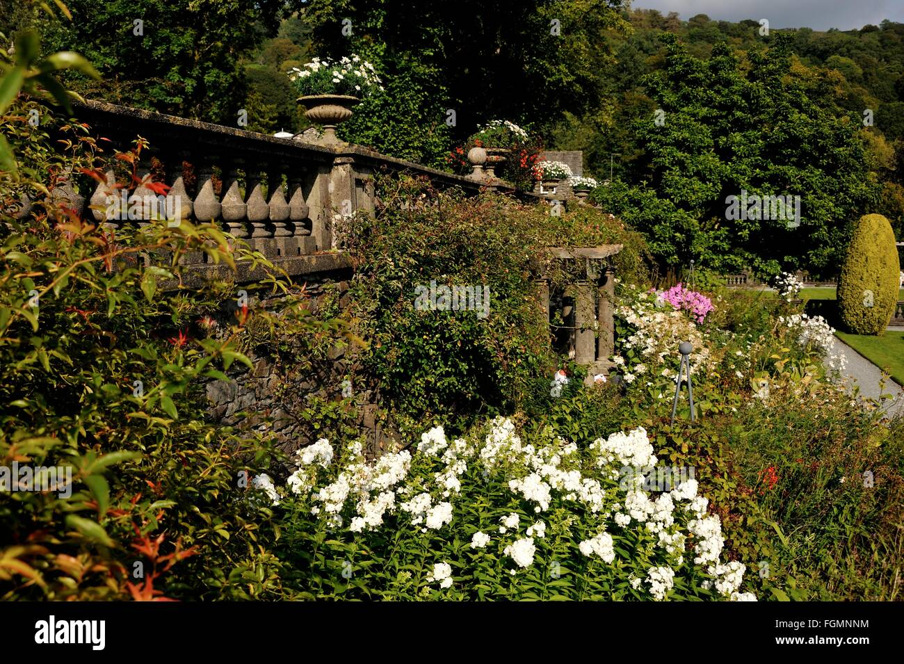 Rydal Hall, Rydal Village, Ambleside, Lake District National Park ...