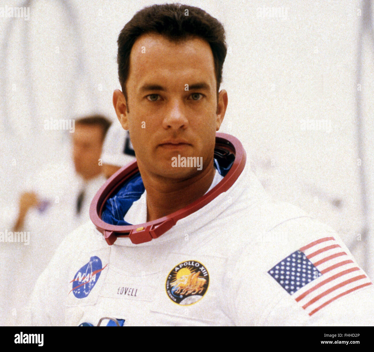 Apollo 13 1995 real Ron Howard Tom Hanks   COLLECTION CHRISTOPHEL Stock Photo