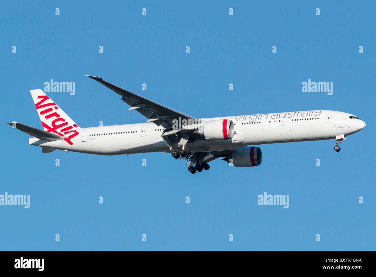 Virgin australia airlines boeing 777 3zger vh vpe stock photo virgin australia airlines boeing 777 3zger vh vpe publicscrutiny Image collections