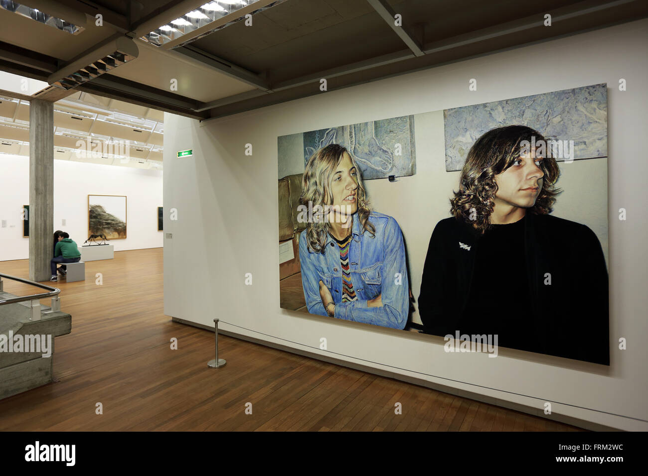 Photography Exhibition In The Kunsthaus Zurich The Modern Art Museum