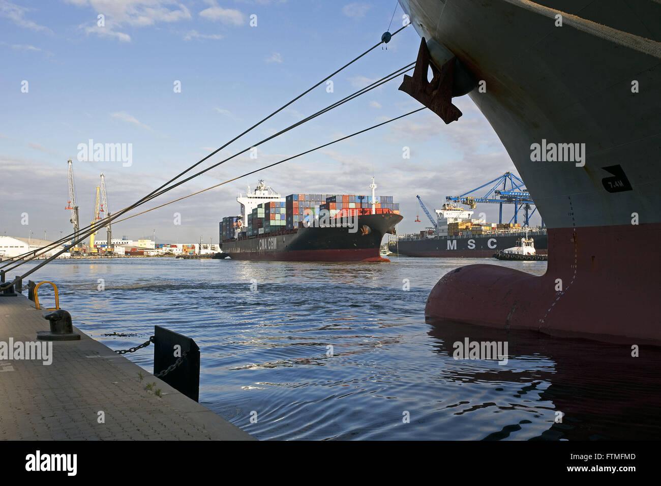 Cargo Ship Travel Europe To Usa