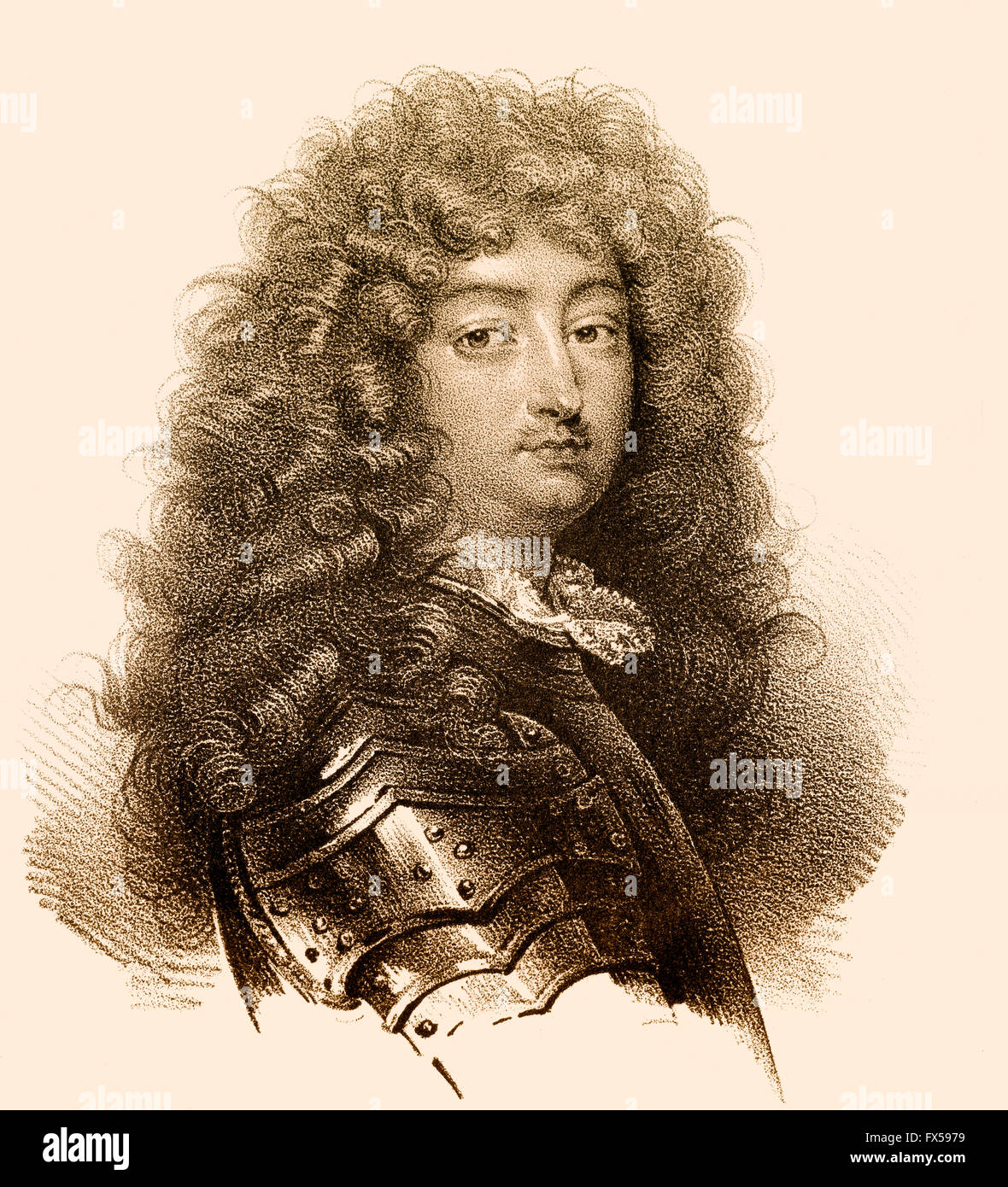 Louis Xiv 1638 1715 Louis The Great Sun King Ludwig Xiv King