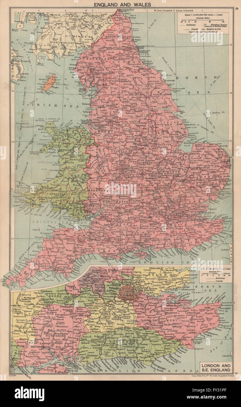 Second world war england and wales in 1940 south east england second world war england and wales in 1940 south east england 1940 old map gumiabroncs Gallery