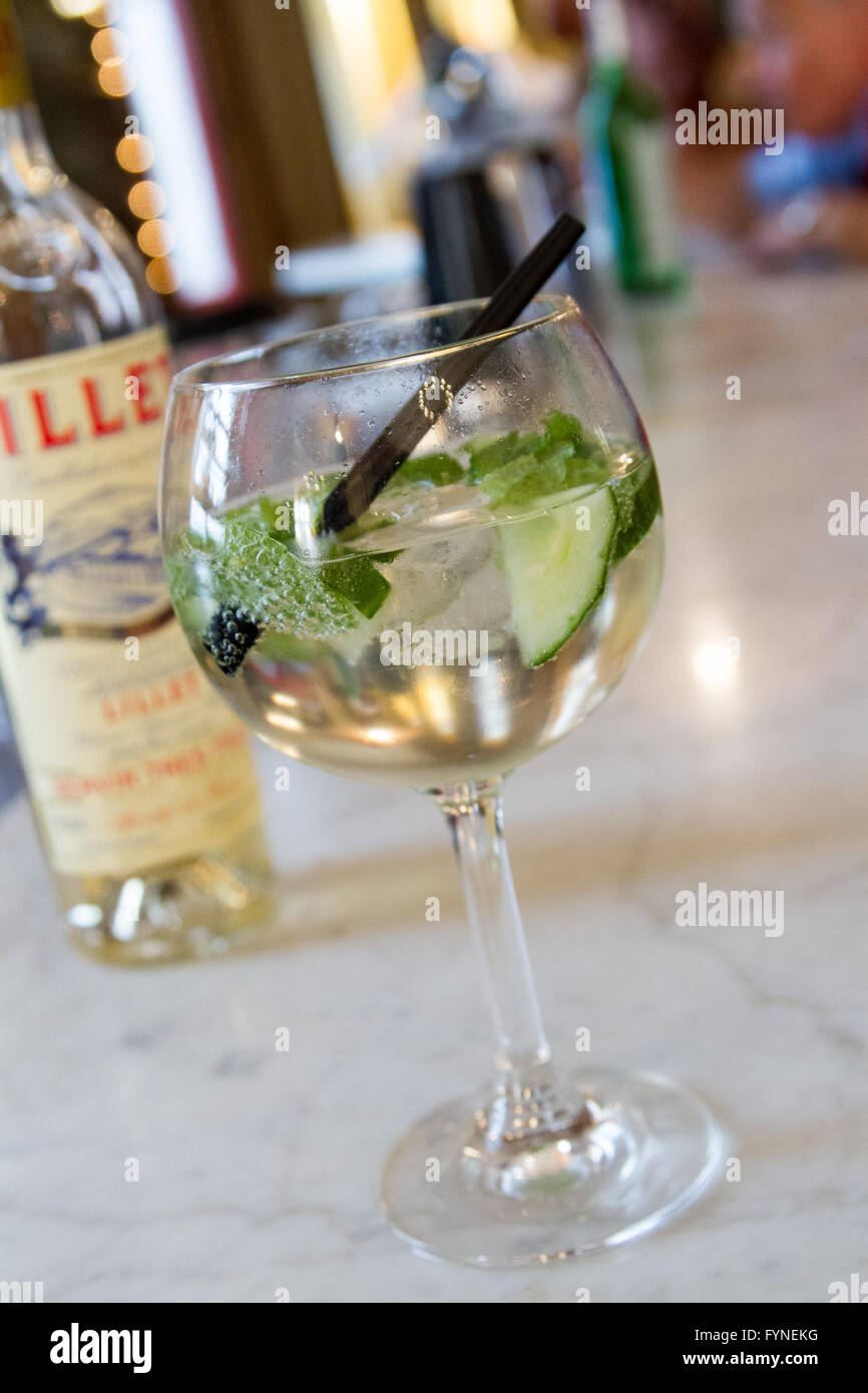 Cocktail drink Stock Photo