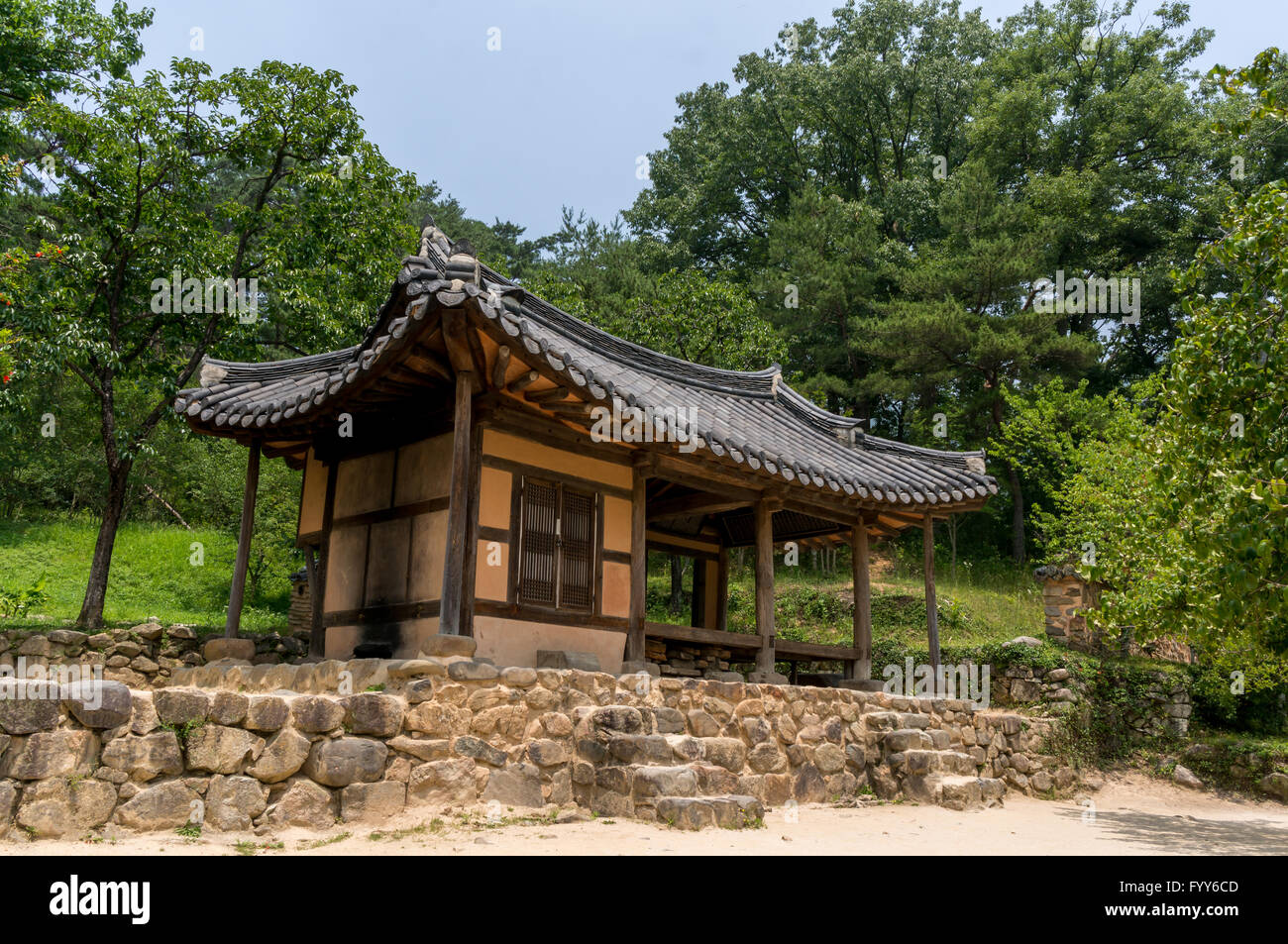 traditional korean garden - Korean Garden