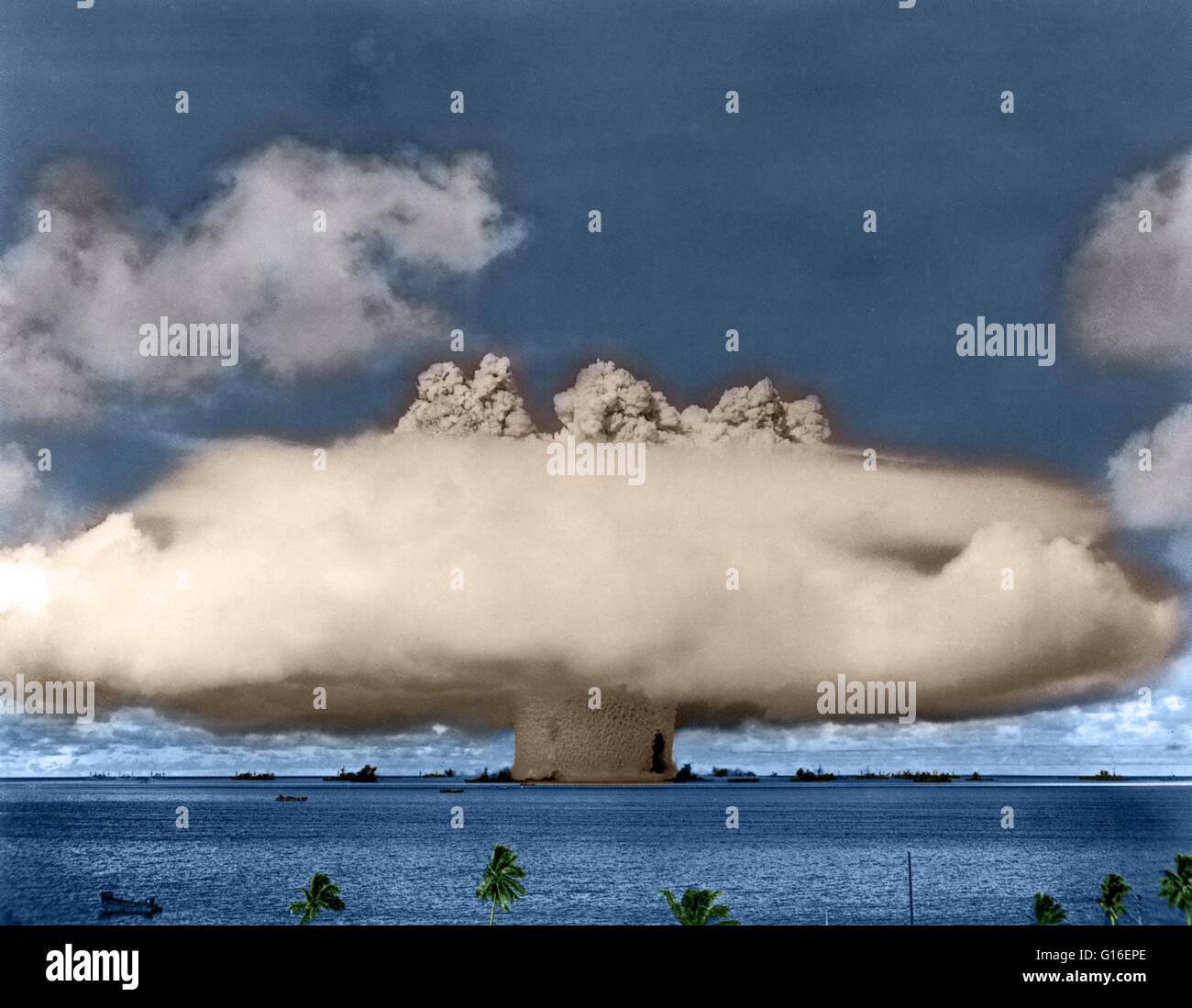 Atoll of bikini commit