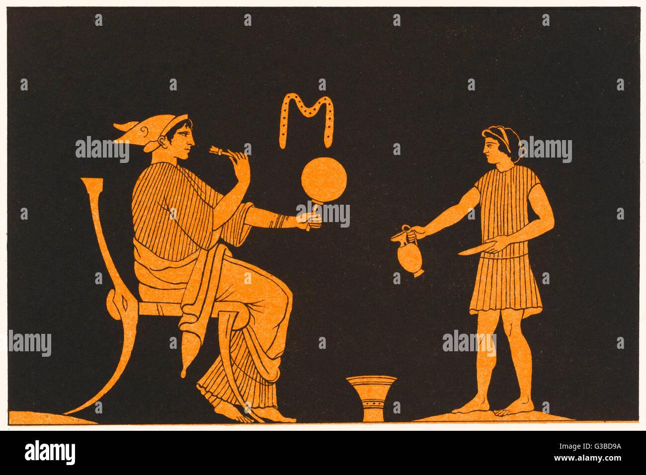 Greek Dating Habits