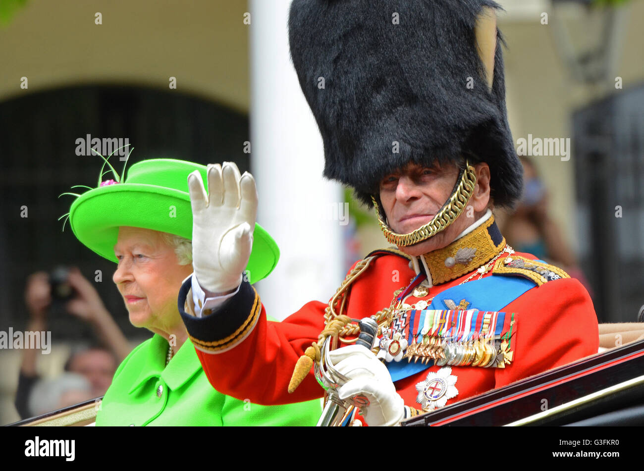 prince-philip-waving-during-trooping-the-colour-with-the-queen-in-G3FKR0.jpg