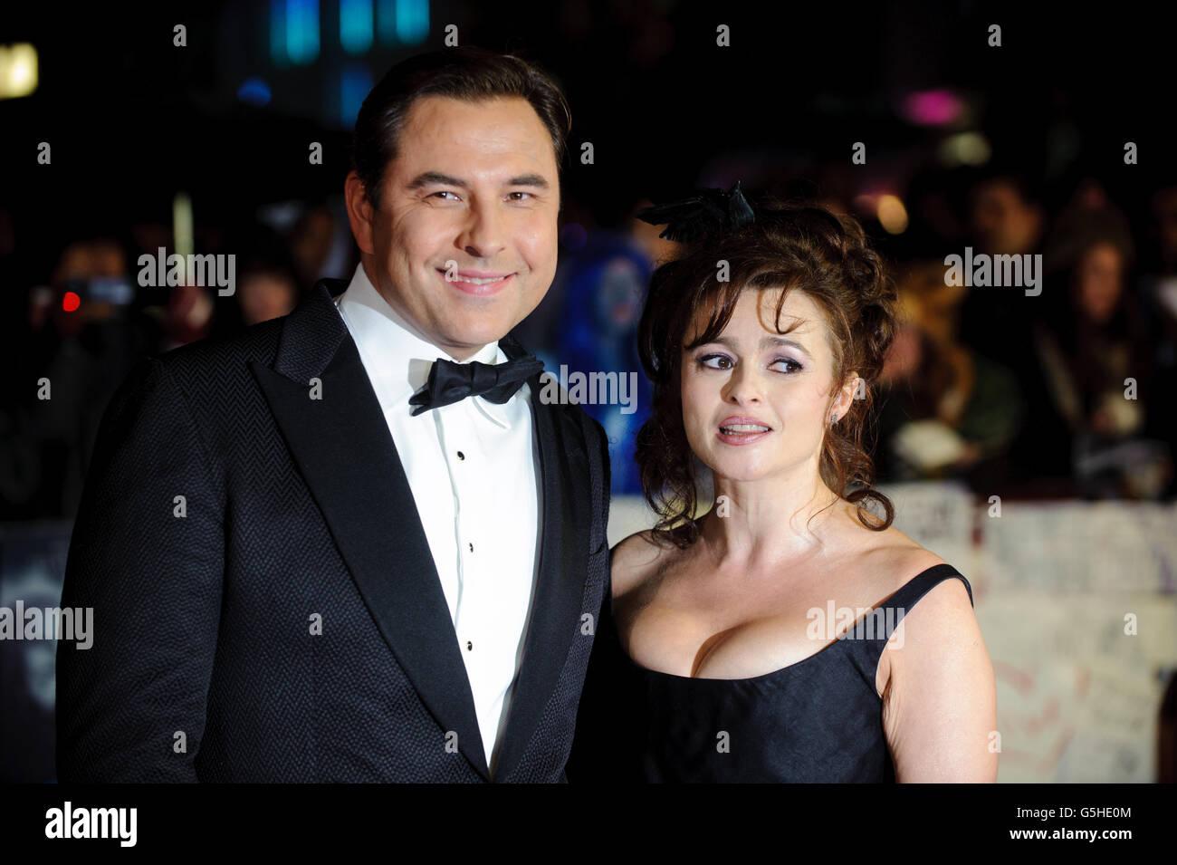 London Film Festival Closing Night Gala Film - Stock Image