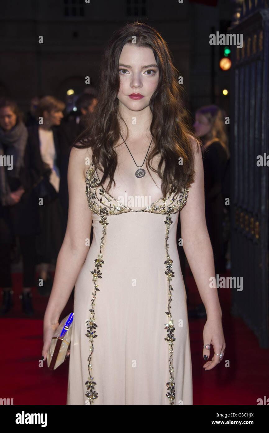 59th BFI London Film Festival - BFI Awards - Stock Image