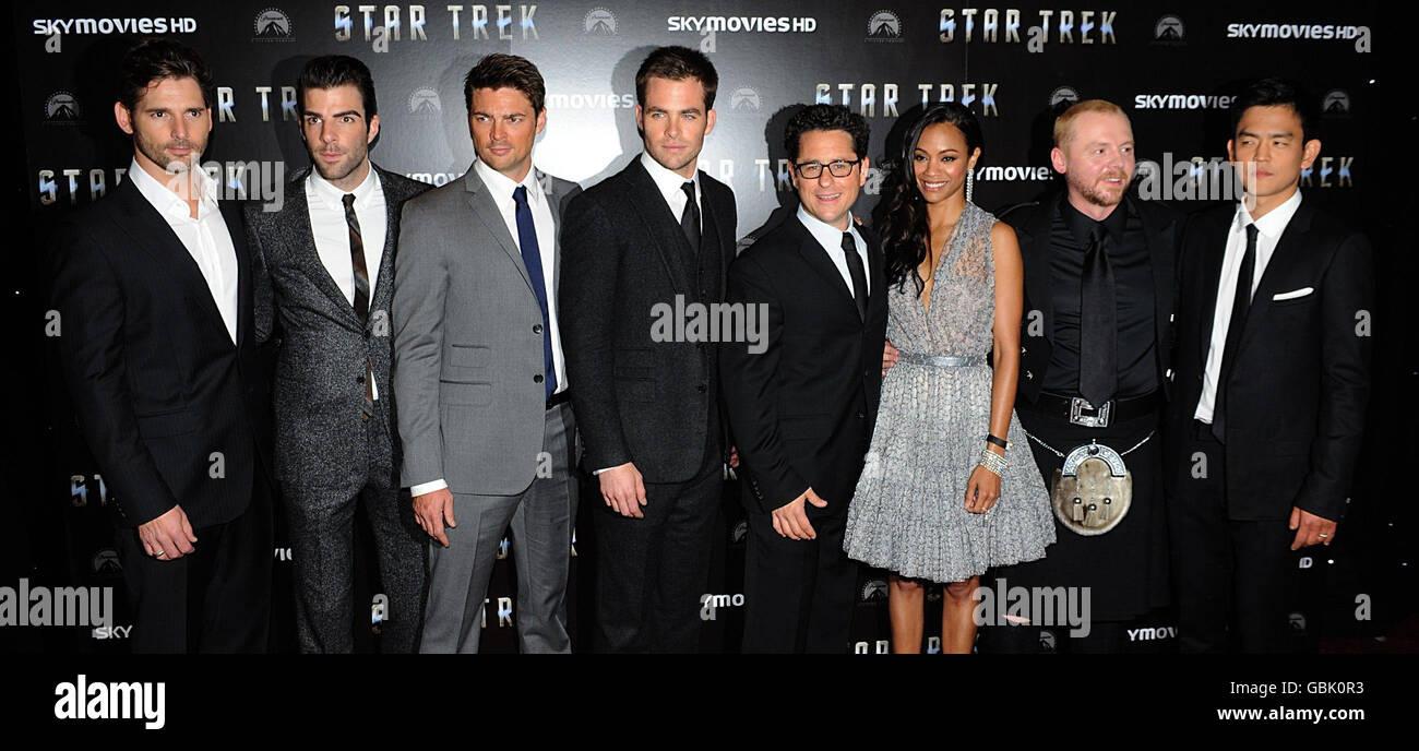 SEE PICS: Star Trek's London premiere images