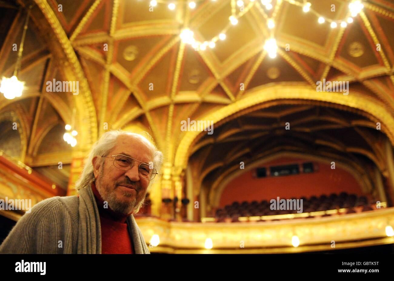 Vittorio Storaro, Italian cinematographer    Credit © Giuseppe Lian/Sintesi/Alamy Stock Photo - Stock Image